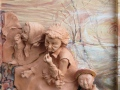 Piacon (falapon kerámia) 35x50 cm